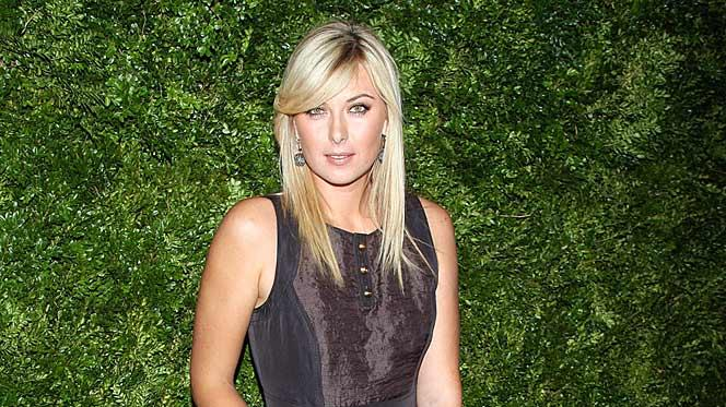 Sharapova Maria CFDA Vogue
