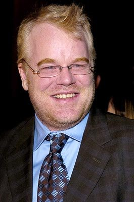 Philip Seymour Hoffman at the LA premiere of Universal's Along Came Polly