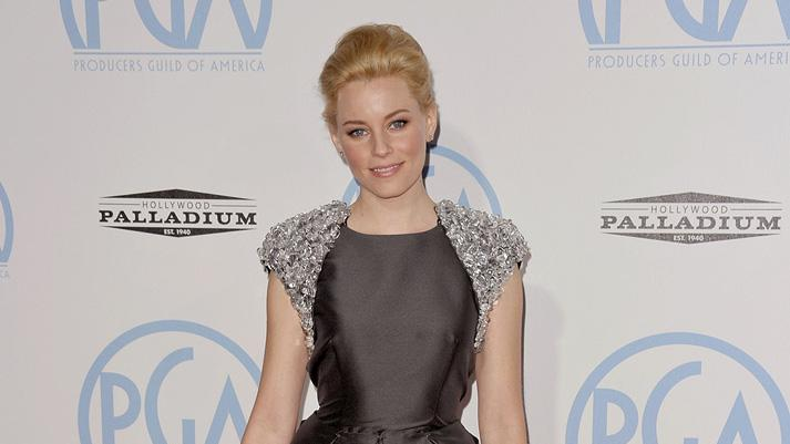 21st Annual Producers Guild Awards 2010 Elizabeth Banks