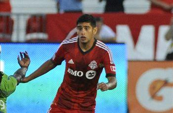 TFC's Laba expected to miss the remainder of 2013 season