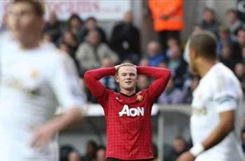 Rooney ruled out of Liverpool clash as Nani, Anderson return