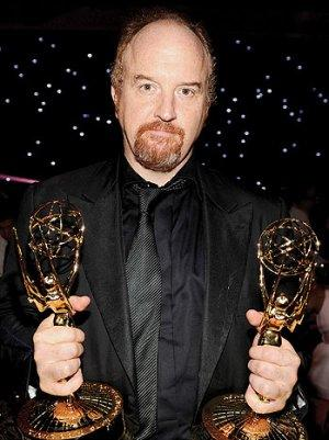 'SNL': Host Louis C.K. Pens Heartfelt Message to Fans From Backstage