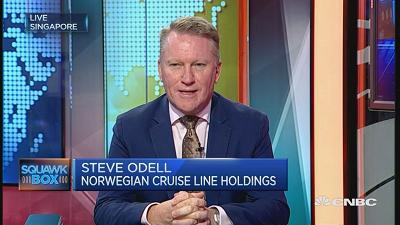 Norwegian Cruise Line on setting sail for Cuba