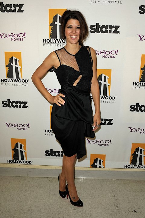 13th Annual Hollywood Awards Gala 2009 Marisa Tomei