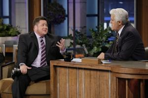 "Chaz Bono on ""The Tonight Show with Jay Leno,"" September 29, 2011 -- NBC"