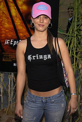 Premiere: Kaley Cuoco at the LA premiere of MGM's Jeepers Creepers 2 - 8/25/2003