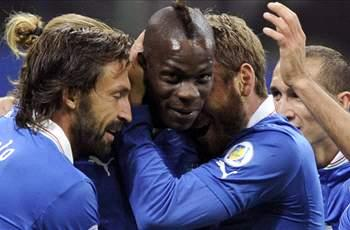 Balotelli has always behaved well for Italy, insists Abete