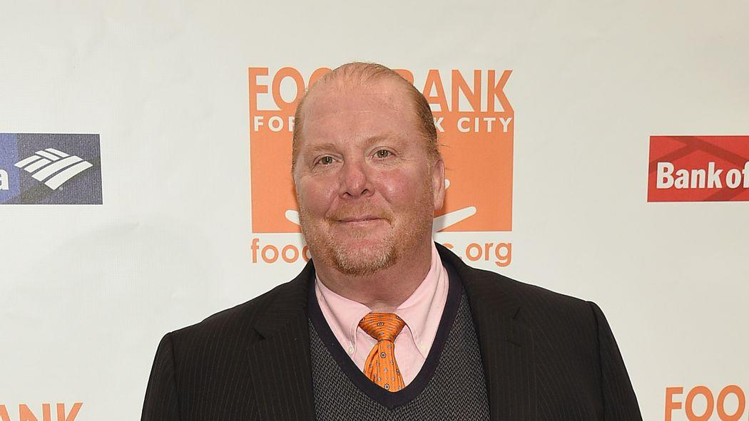Mario Batali Ate His Way Through Detroit This Weekend