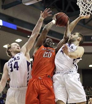 Streaking Lumberjacks face VCU in NCAA tournament