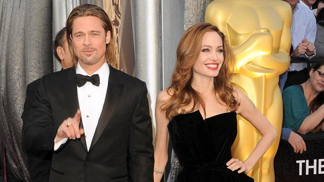 Angelina Jolie and Brad Pitt Are Engaged
