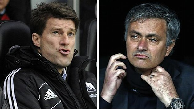 Premier League - Laudrup could replace England-bound Mourinho