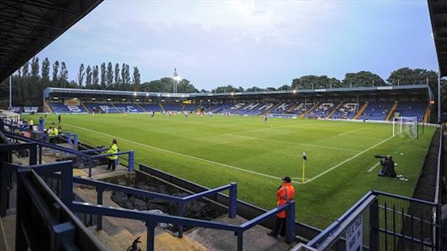 Gigg Lane will now be known as The JD Stadium