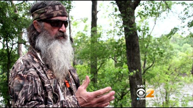 Interview Creates Controversy For Duck Dynasty Star