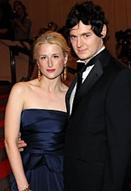 Mamie Gummer and Benjamin Walker  | Photo Credits: Larry Busacca/Getty Images