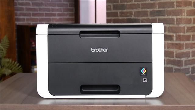 A dependable color laser printer for small workgroups