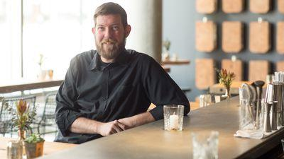 Kevin Bragg Got Into the Restaurant Industry on a Dare, and Now He Runs His Own Bar