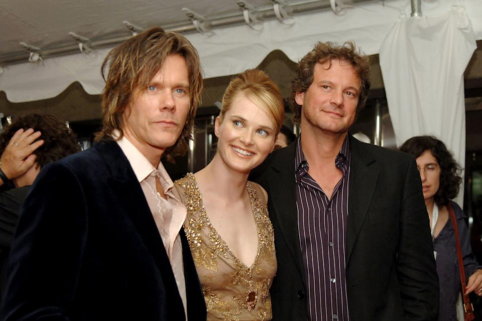 Kevin Bacon Rachel Blanchard Colin Firth 2005