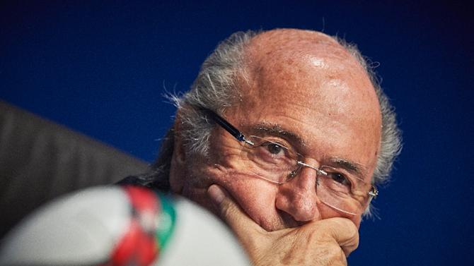 Sepp Blatter has been FIFA president since 1998, weathering a series of scandals