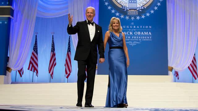 Biden Hints at Presidential Run