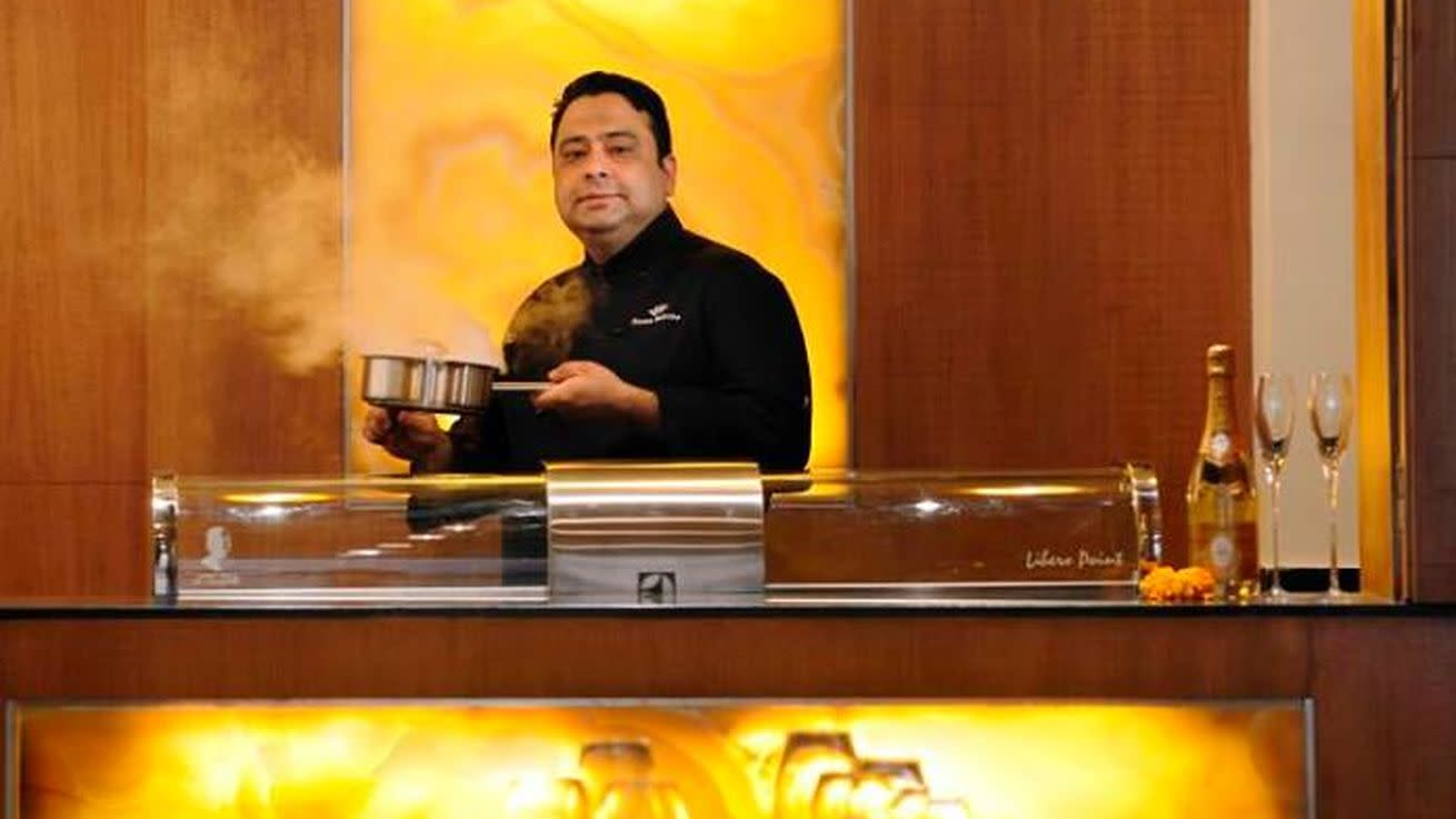 What to Expect at New Delhi Star Indian Accent's New York Location