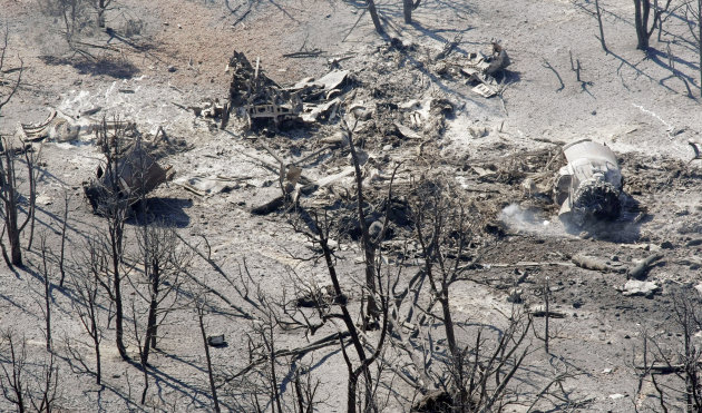 2 pilots die as firefighting plane crashes in Utah - Yahoo! News