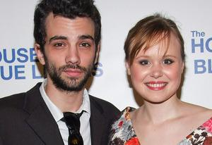 Alison Pill and Jay Baruchel | Photo Credits: Janette Pellegrini/WireImage
