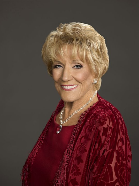 "Jeanne Cooper stars as Katherine Chancellor on ""The Young and the Restless."""