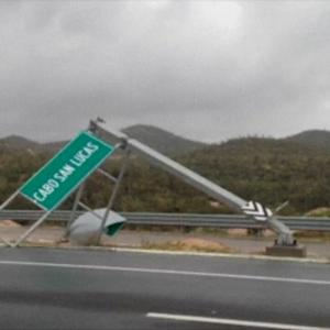 HURRICANE ODILE'S POWER NOT OVER YET