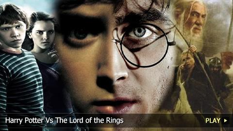 Harry Potter Vs The Lord of the Rings