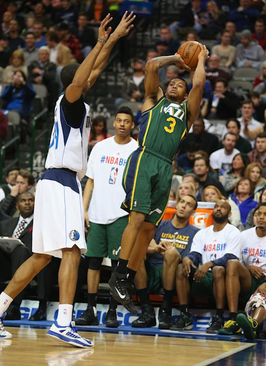 Utah Jazz v Dallas Mavericks