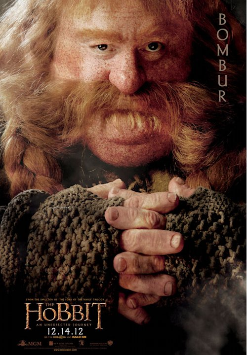 The Hobbit Poster