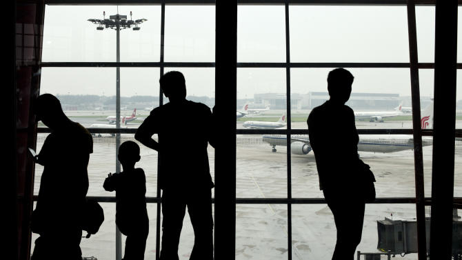 China flight delays show military grip on airspace