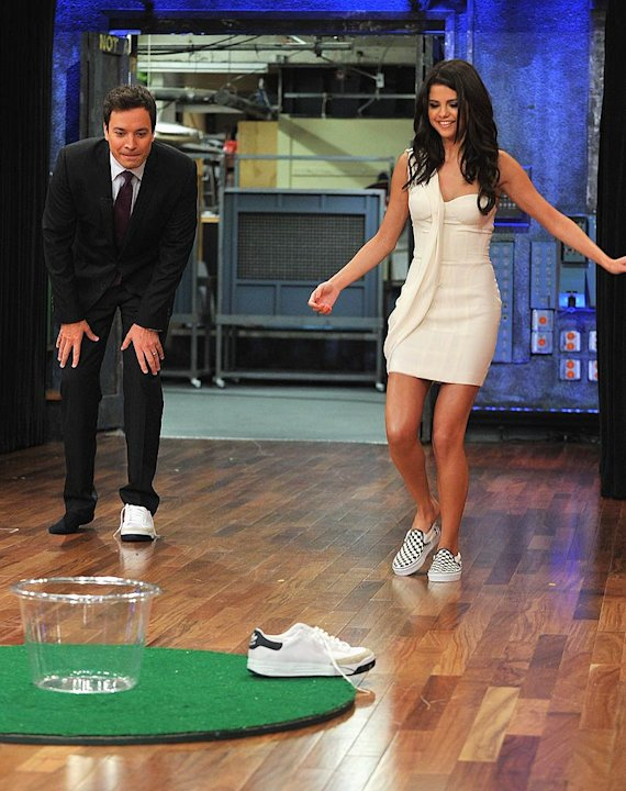 Selena Gomez Jimmy Fallon