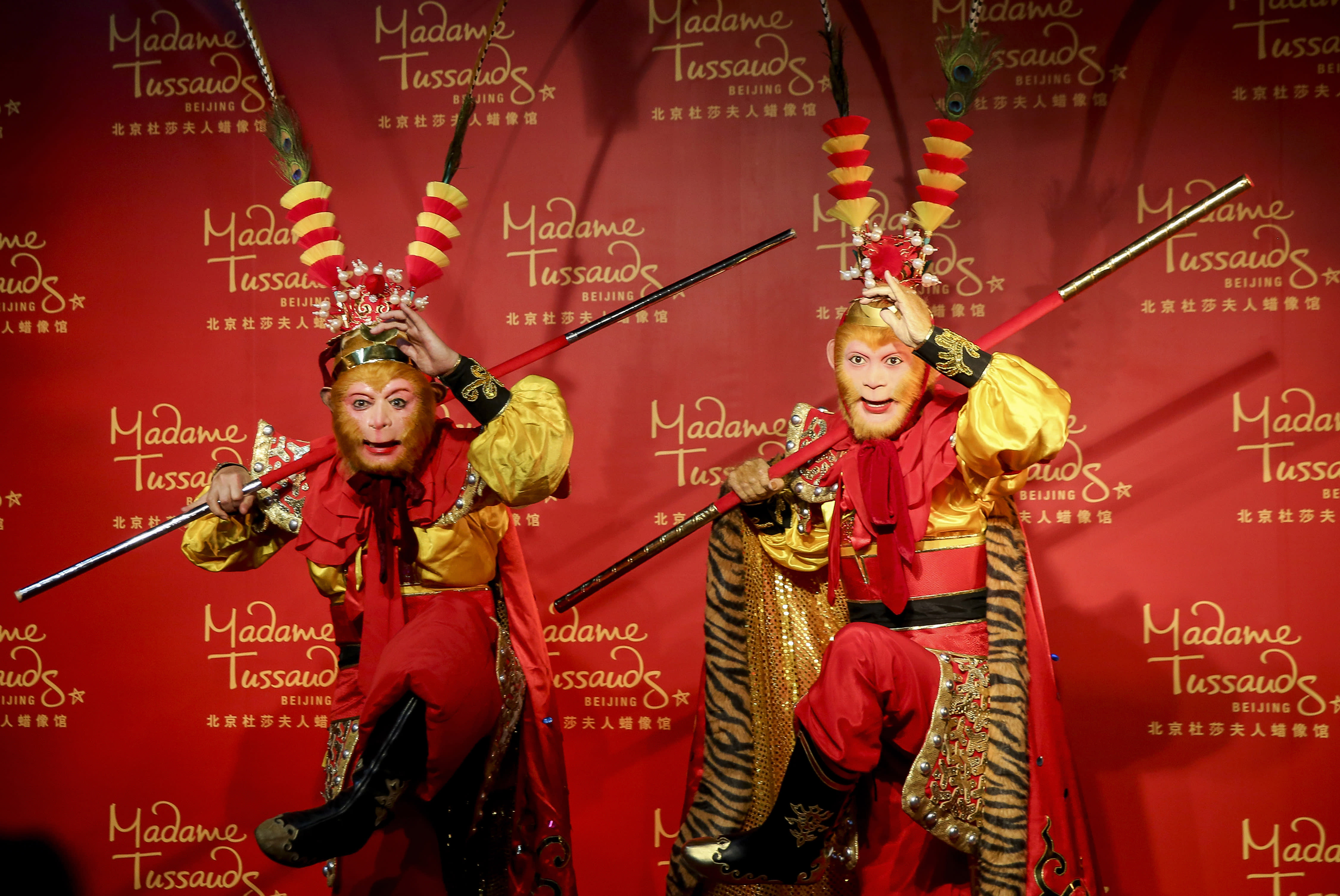 Monkey Year inspires kung fu, predictions of fire, disease