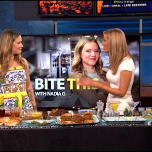 Nadia G Talks New Show, 'BITE THIS', And Shares Summer Recipes