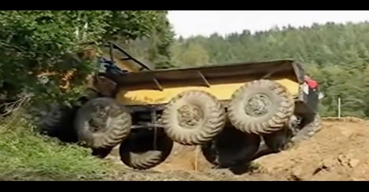 Big Trucks Doing The Impossible (See What Happens)