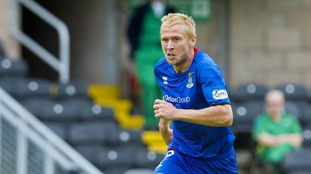 Richie Foran insists Inverness are 'moving forward' after the departure of Terry Butcher