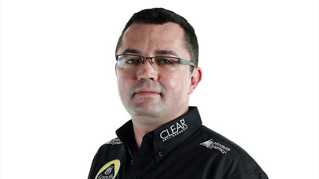 2013 Lotus Boullier