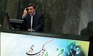 Ahmadinejad: I&#39;ll Be Iran&#39;s First Astronaut
