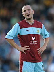 Martin Paterson may return for Burnley at the weekend