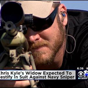 "Trial Begins Over ""American Sniper"" Story"