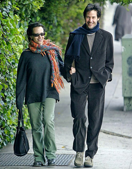 Keanu Reeves, Kim Reeves