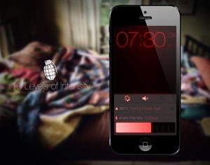 This alarm clock app is like no other