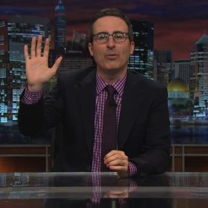 John Oliver Tackles Some Very Important Issues Very Quickly