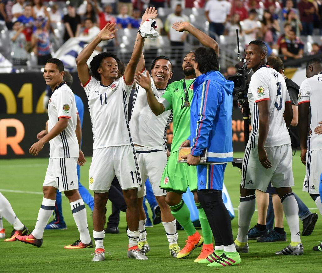 Colombia down USA to grab Copa America third spot