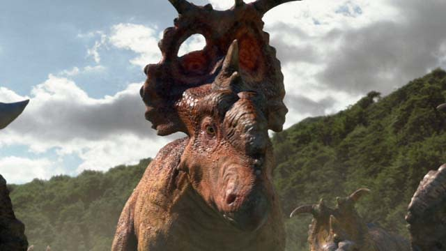 'Walking With Dinosaurs 3D' Teaser Trailer