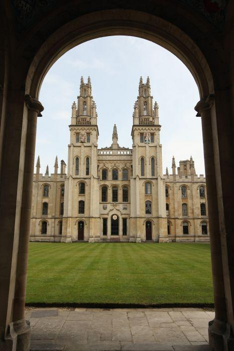 Souls' College quadrangle