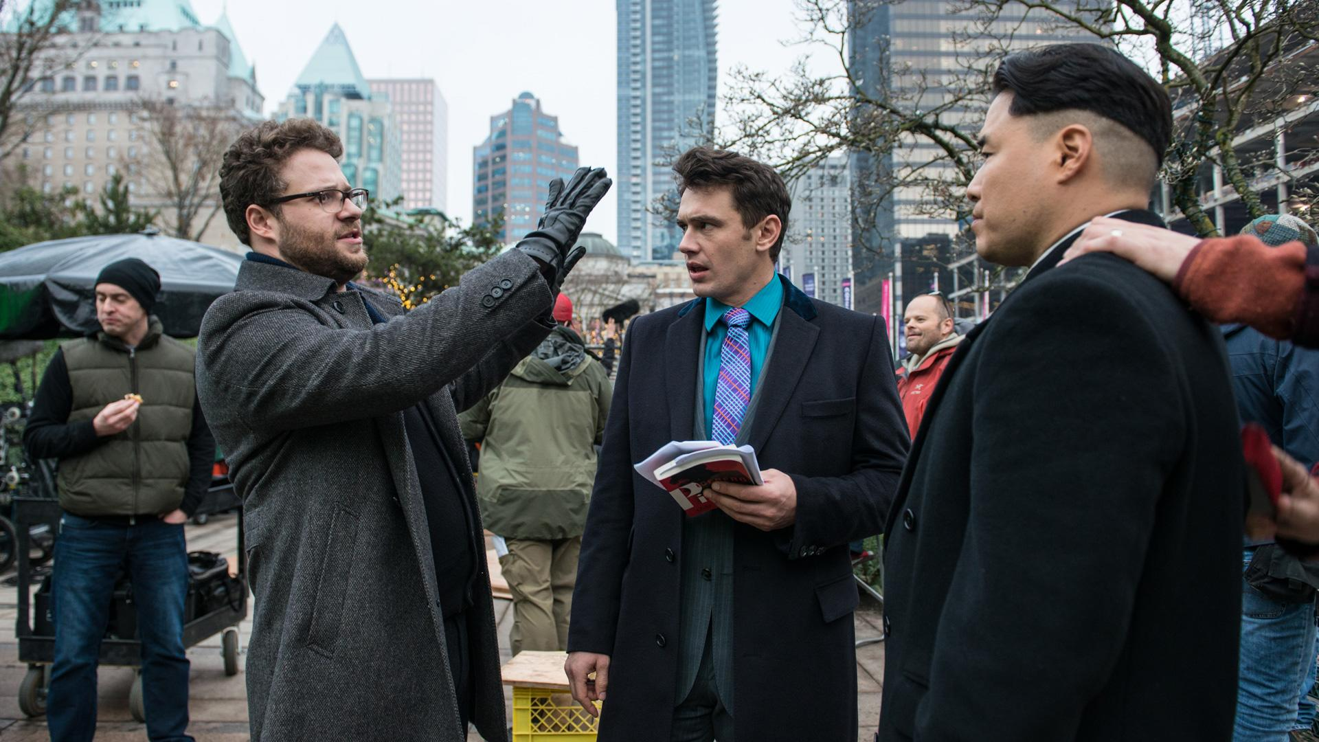 Sony Rejected Theaters' Proposal to Debut 'The Interview' in Limited Release
