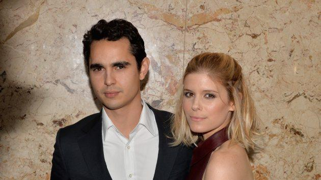 Max Minghella, Kate Mara attend the Gucci beauty launch event hosted by Frida Giannini on June 4, 2014 in New York City -- Getty Images
