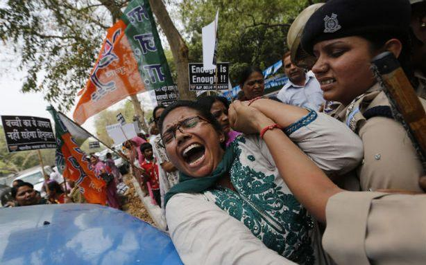Rape of 5-Year-Old Girl Brings New Protests in India